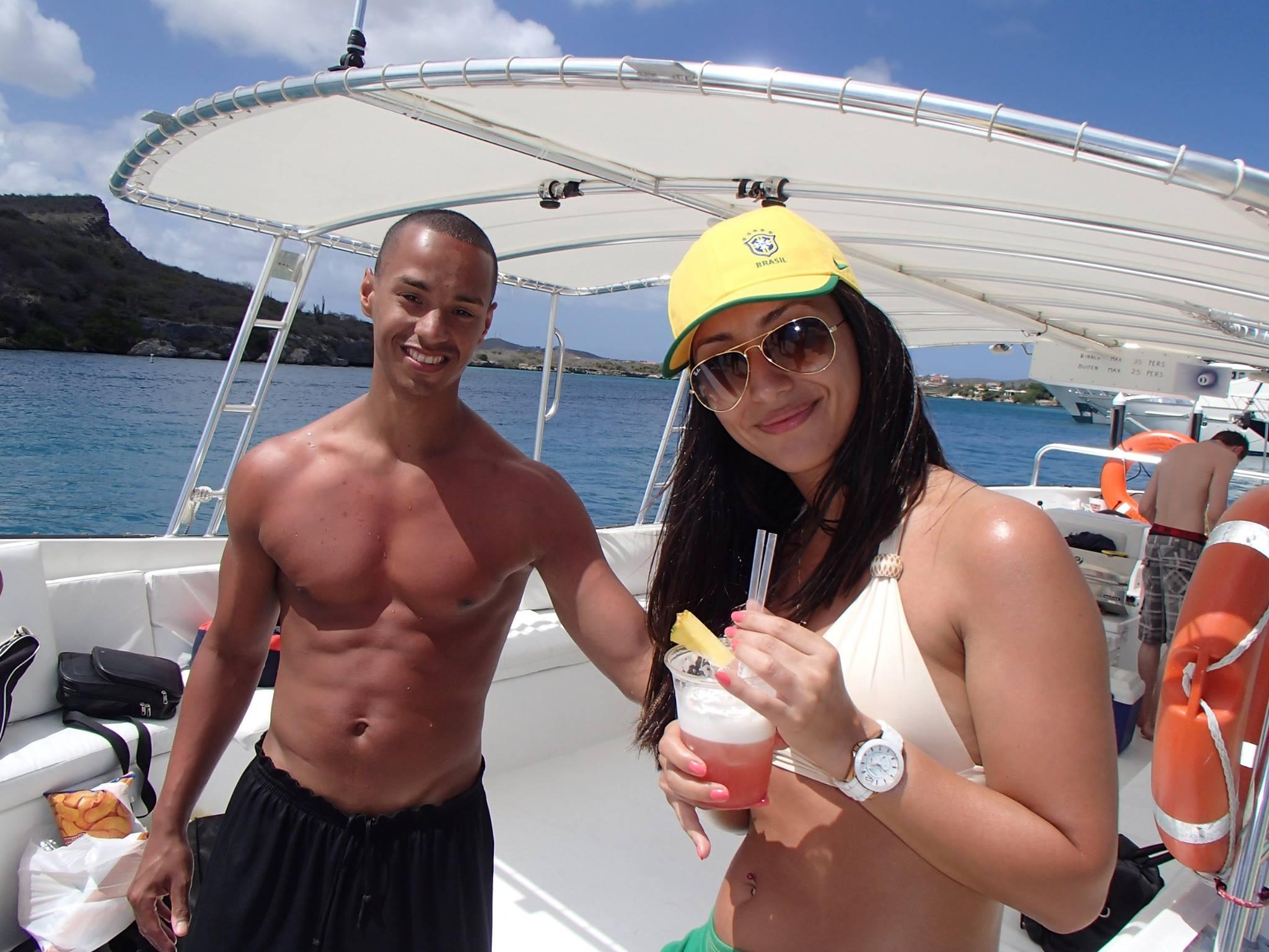 Varen op Curacao