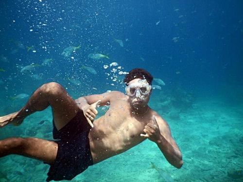 Snorkel boot trip Curacao